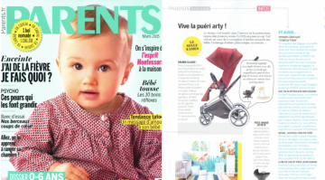 Magazine Parents - Incentive à l'abonnement
